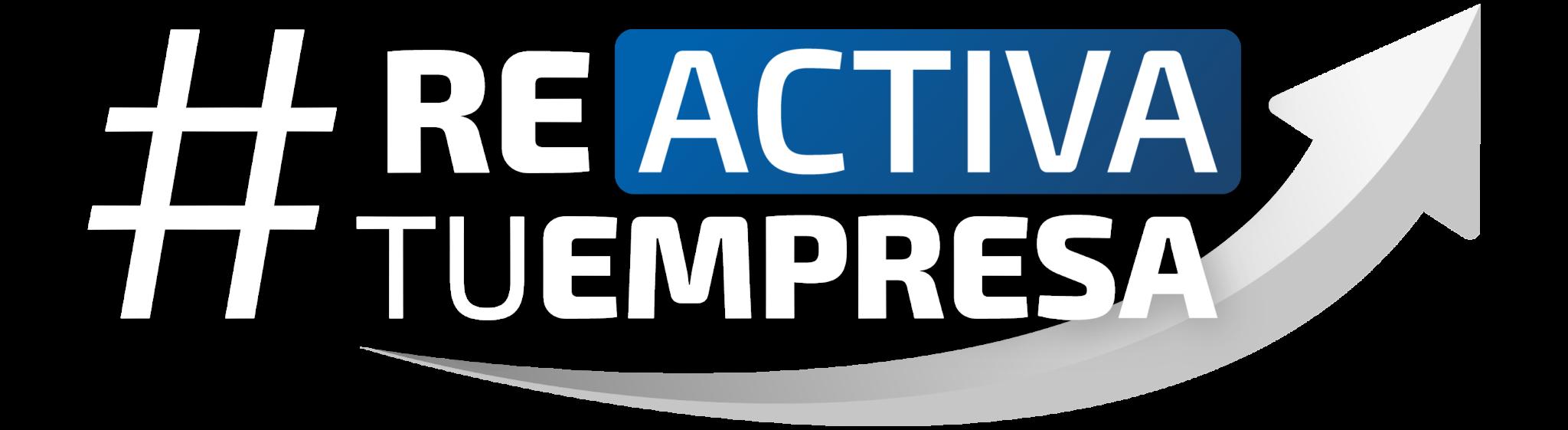 #reactiva tu empresa.logo