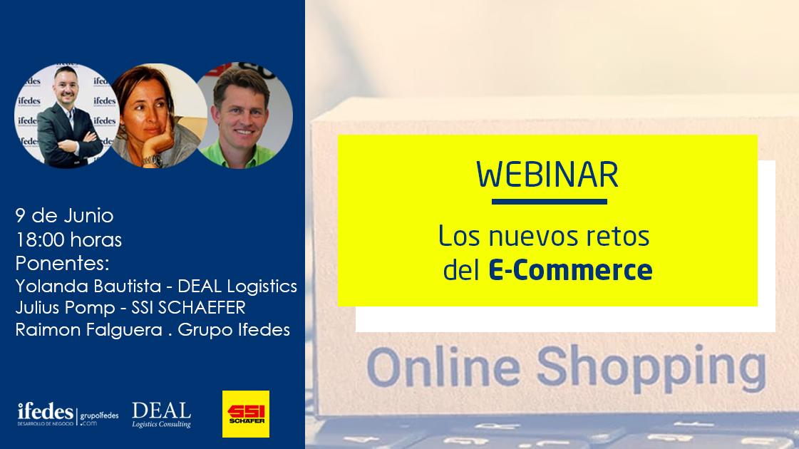 Webinar: «Los nuevos retos del E-commerce»