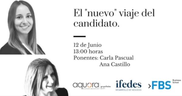 Webinar: «El nuevo viaje del candidato»